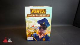 Junta Viva El Presidente Board Game 2011 Z-Man Games Fast And Free Uk Postage - $33.95