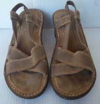 UGG - Women's Fawn AUSTRALIA Style#3146 Mayley Wedge Slingback Sandal --... - $25.60