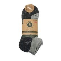 G.H. Bass 3-Pair Pack Wool Quarter Sock BRAND NEW - $22.44