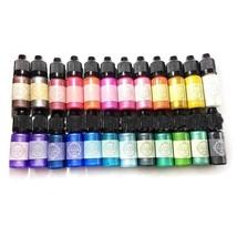 Colorant Liquid Glitter Pigment Dye Resin Craft DIY Making Handmade Acce... - $6.99