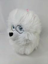 "Secret Life of Pets Gidget White Dog Plush 7"" Spin Master Stuffed Animal Toy - $9.95"