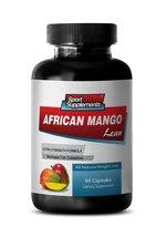 Natural Fat Burner Supplement - African Mango L EAN Extract - African Mango Weigh - $13.95