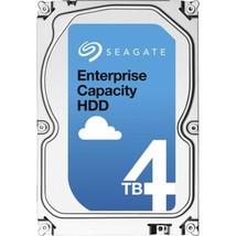 4TB Seagate Enterprise Capacity SAS 12GB/s 3.5 7200RPM 128MB ST4000NM0025 - $203.38