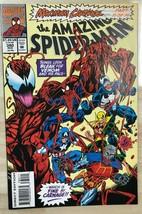 Amazing SPIDER-MAN #380 Venom & Carnage (1993) Marvel Comics FINE- - £7.95 GBP