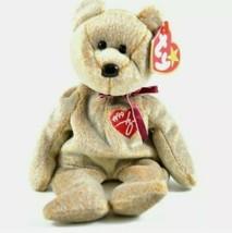 TY Beanie Baby Signature 1999 Bear  - $12.86
