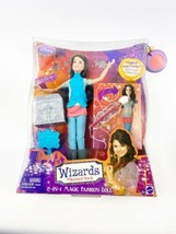 DISNEY Wizards Of Waverly Place Alex Russo 2 In 1 Magic Fashion Doll 200... - $124.99