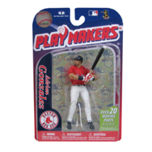 Adrian Gonzalez Boston Red Sox Playmakers Figure NIB MLB 2011 McFarlane ... - $39.59