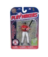 Adrian Gonzalez Boston Red Sox Playmakers Figure NIB MLB 2011 McFarlane ... - $39.59