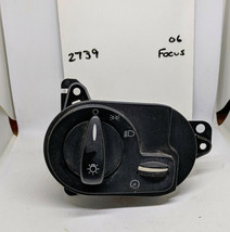 2006 Ford Focus Headlight Interior Dimmer Control Switch (#2739) - $17.50