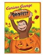 Curious George  A Halloween Boo Fest (DVD) - $2.75