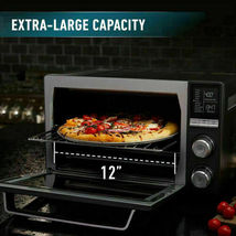 Calphalon Quartz Heat Countertop Oven, Stainless Steel, TSCLTRDG1 NIOB image 3