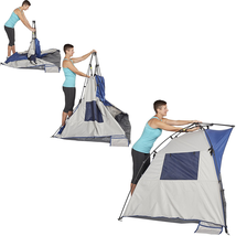 Outdoors Quick Cabana Beach Tent Sun Shelter Bl... - $90.99