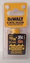 """Dewalt D180013 13/16"""" Bi-Metal Hole Saw USA - $4.95"""