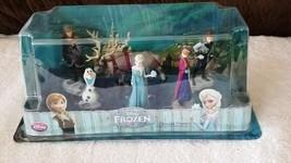 Disney Store Frozen Figurine Play Set - Collectible Item - $49.48