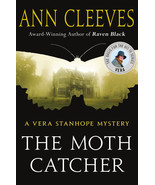 The Moth Catcher : A Vera Stanhope Mystery : Ann Cleeves : New Hardcover... - $11.95