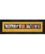 Cripple Creek, Colorado Framed Letter Art - $39.95