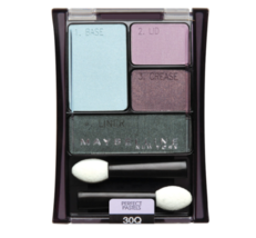 Maybelline NewYork ExpertWear Eyeshadow Quads 30Q Seashore Frosts Perfec... - $6.99