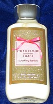 Bath & Body Works Champagne Toast Sparkling Bellini Body Lotion - $11.83