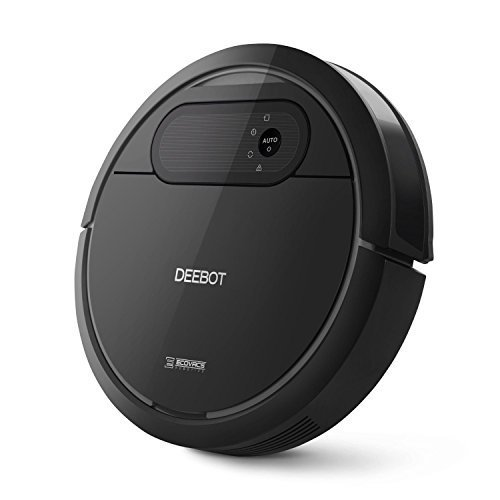 ECOVACS DEEBOT N78 Robotic Vacuum Cleaner, Tangle-free Suction for Pet Hair, Har