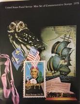 USA 1978 USPS Articolo N.937 Commemorative Mint Set - Foldout W/Original... - $21.05