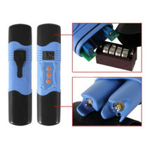 Waterproof Pen Type 3 in 1 pH ORP Meter Redox Tester Thermometer Ph-099 - $127.12 CAD