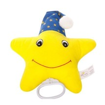 LUCK STAR Cute Baby Stuffed Animals Infant Toys Toddler Shaking Plush Toys