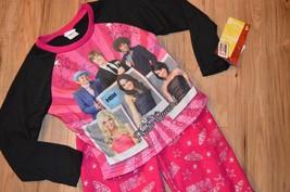 Girls High School Musical 3 Shirt & Pants 2 Piece Hot Pink Pajamas Set ~... - $13.99