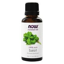 NOW Foods Basil Oil, 1 Ounces - $13.49