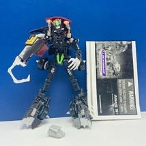 Transformers action figure robot toy Hasbro manual 2009 Lockdown revenge... - $38.51