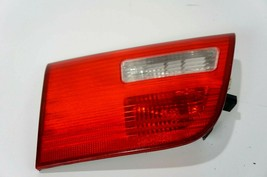 04-2006 bmw x5 e53 rear left driver side inner tail light stop brake lamp oem - $52.24