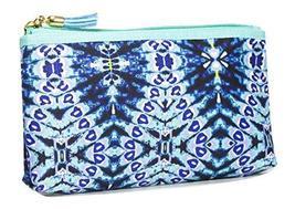 SHIP BY USPS: Modella Indigo Hues Collection Cosmetic Purse Kit, Tie Dye - $24.99
