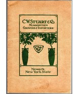 1928 Plant and Seed Catalog from C.W. Stuart & Co. Nurserymen Growers & ... - $29.70