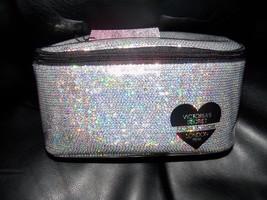 Victoria's Secret Fashion Show London 2014 makeup Case Cosmetic bag Larg... - $37.00
