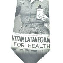 Ralph Martin Lucy Vitameatavegamin Polyester Tie Necktie image 3