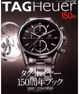 Japanese watch book - TAG Heuer 150th anniversary book - $138.60