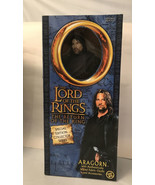 LOTR LORD OF THE RINGS ARAGORN FIGURE SPECIAL EDITION COLLECTOR SERIES - $11.88