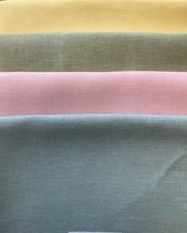 Zweigart Cork Linen Fabric 18 Count Fat Quarter 18 x 27 Cross Stitch Emb... - $19.95