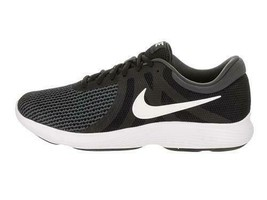 Nike Revolution 4 Men's Running Shoes Black Athletic Sneakers 908988 AA7... - $38.69