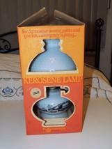 Vintage NEW OLD STOCK JEANNETTE KEROSENE LAMP in Box - $30.24