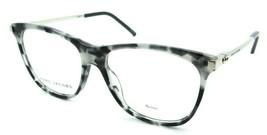 Marc Jacobs Rx Eyeglasses Frames Marc 144 QIV 55-15-145 Grey Havana / Light Gold - $70.56