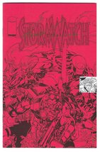 Stormwatch Ashcan Sealed & Signed Scott Clark Hommage Comics 1993 - $19.95