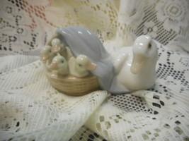 Beautiful Lladro Geese Figurine - $76.44