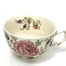 Johnson Brothers  Rose Chintz Pattern Cup Made in England - $11.39