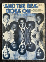 1980 And The Beat Goes On As Recorded By The Whispers Sheet Music - $9.89