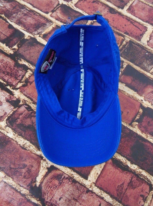 new products 0bc79 3bed8 DUKE UNIVERSITY Blue Devils Blue Womans Cut Cap Hat One Size NCAA College  School