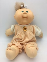 """Cabbage Patch Baby Doll Girl Hasbro C441 Xavier Roberts OAA Vintage 1980s 16"""" - $21.95"""