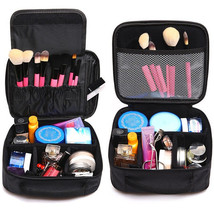 Cosmetic Bag High Quality Travel Cosmetic Organizer Zipper Portable - $20.00