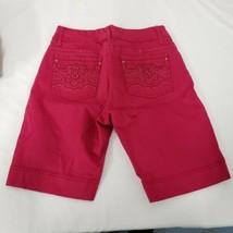 Lee Slender Secret Lower On The Waist Shorts Women Size 8M - $21.56