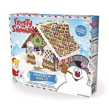 Frosty Gingerbread House Kit - $17.73
