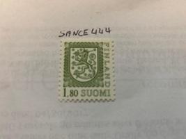 Finland Definitive Lion 1988  mnh - $1.20